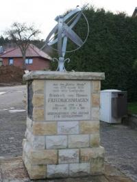 Friedrichshagen Denkmal 1